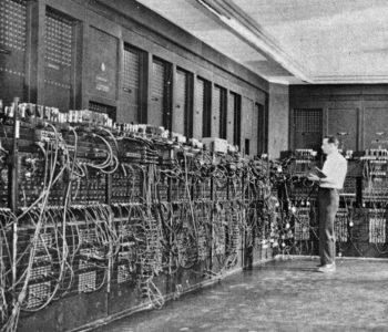 Første datamaskin